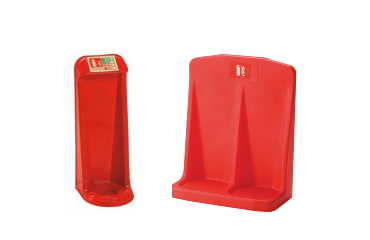extinguisher stands